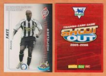 Newcastle United Amady Faye Senegal
